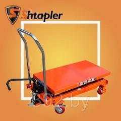 Стол подъемный гидравлический Shtapler PTS 1000