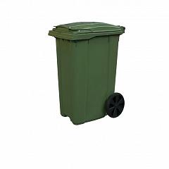 Пластиковый контейнер для мусора ТС-360