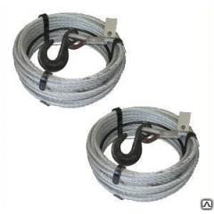 Канат для лебедки 20м 0,8т TOR ZNL 800