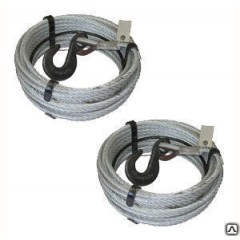 Канат для лебедки 100м 5,4т TOR ZNL 5400