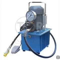 Насос электрический для домкрата TOR HHB-630B 380v(двусторонний 20-100т)