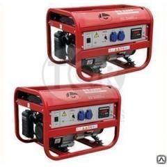 Генератор бензиновый 5кВт синхронный TOR LB6500 (COP) 220В, бак 25л