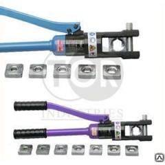 Пресс-клещи для наконечников гидравлические TOR YQK-240A