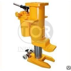 Домкрат гидравлический низкоподхватный 10т TOR HM-100