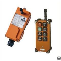 Комплект пульт радиоуправления для тельфера TOR A24 6D (Telecrane, 380 В)