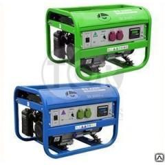 Генератор бензиновый 2,8кВт синхронный TOR LB3800E (ALU) 220В, бак 15л