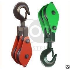 Блок монтажный с крюком TOR HQG(L) K3-10,0т