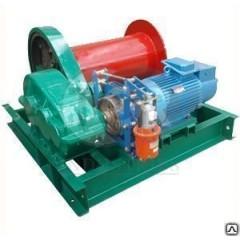 Лебедка тяговая г/п 1,0т электрическая  120м TOR (JM) (б/каната)