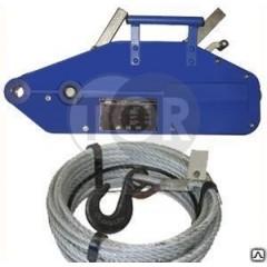 Лебедка МТМ г/п 1,6т 12м рычажная тросовая TOR 1600 (тип ZNL)