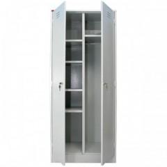Гардеробный шкаф для хоз. инвентаря