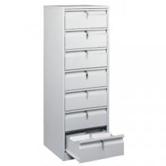 Картотечный шкаф ТК7
