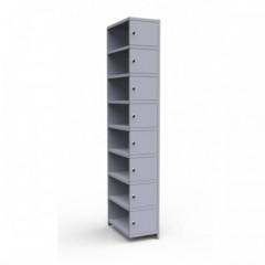 Шкаф для хранения личных вещей ШР-18 L300 доп. секция