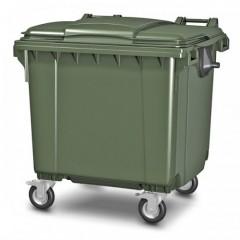 Пластиковый контейнер для мусора ТС-1100