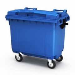Пластиковый контейнер для мусора ТС-660