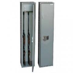 """Оружейный шкаф для ружья без ложементов """"Чирок"""" EL"""